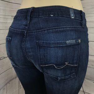 7 for all Mankind Kimmie Bootcut jeans 26 x 34